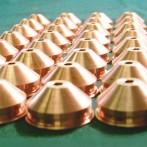 Сопла плазмотронов (установок для плазменной резки)